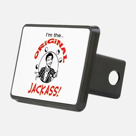 ORIGINAL JACKASS Hitch Cover