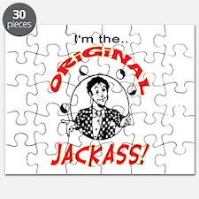 ORIGINAL JACKASS Puzzle