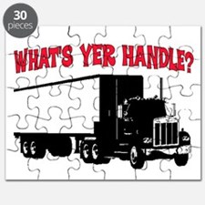 WHAT'S YER HANDLE?? Puzzle