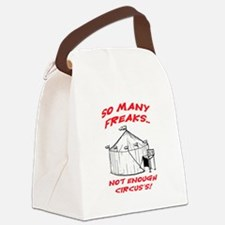 SO MANY FREAKS Canvas Lunch Bag