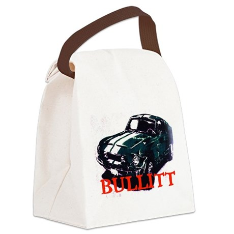 ULTIMATE CAR CHASE #2 Canvas Lunch Bag