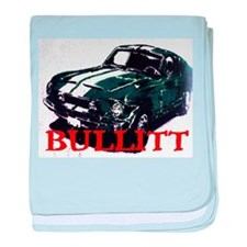 ULTIMATE CAR CHASE #2 baby blanket