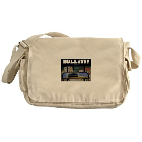 ULTIMATE CAR CHASE! Messenger Bag