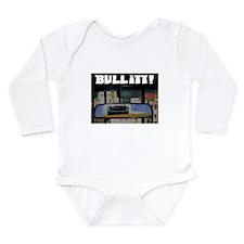 ULTIMATE CAR CHASE! Long Sleeve Infant Bodysuit