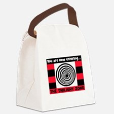 YOU ARE NOW ENTERING #2 Canvas Lunch Bag