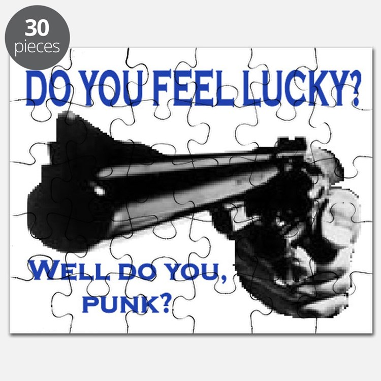 DO YOU FEEL LUCKY? Puzzle
