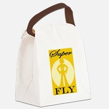 THAT'S SUPER FLY Canvas Lunch Bag