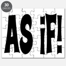 AS IF? Puzzle