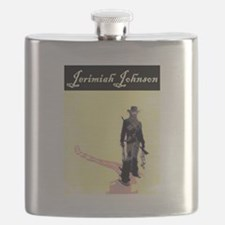 "JERIMIAH ""MOUNTAIN MAN"" JOHNSON Flask"