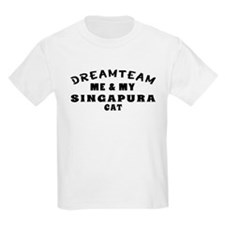 Singapura Cat Designs T-Shirt