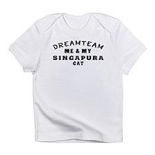 Singapura Cat Designs Infant T-Shirt