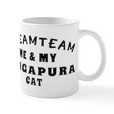 Singapura Cat Designs Mug
