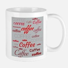 Magic Coffee Fonts Silver Mug