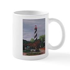 LIGHTHOUSE MORNING 12X16 Small Mug