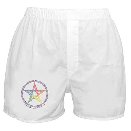 RC Pentacle Boxer Shorts
