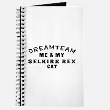 Selkirk Rex Cat Designs Journal