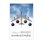 Bomb Diggity Christmas Mini Poster Print