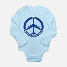 KC-135 Stratotanker Long Sleeve Infant Bodysuit
