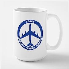 KC-135 Stratotanker Large Mug