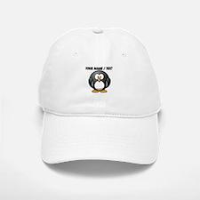 Custom Cartoon Penguin Baseball Baseball Baseball Cap