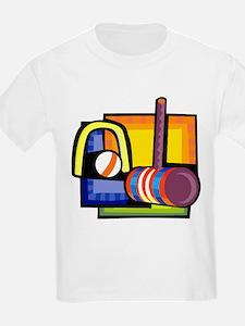 Croquet Kids T-Shirt