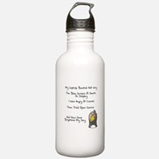 Linux Rescue Water Bottle