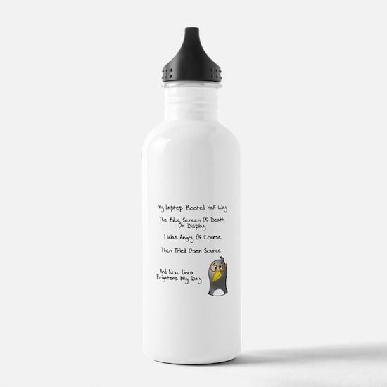 Linux Rescue Water Bottle