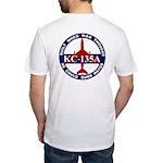 KC-135 Stratotanker Fitted T-Shirt