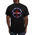 KC-135 Stratotanker Men's Fitted T-Shirt (dark)