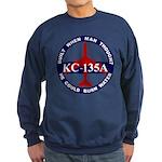 KC-135 Stratotanker Sweatshirt (dark)
