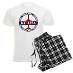 KC-135 Stratotanker Men's Light Pajamas