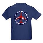 KC-135 Stratotanker Kids Dark T-Shirt