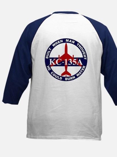 KC-135 Stratotanker Kids Baseball Jersey