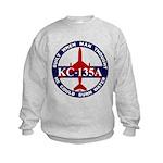 KC-135 Stratotanker Kids Sweatshirt