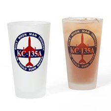 KC-135 Stratotanker Drinking Glass