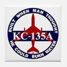 KC-135 Stratotanker Tile Coaster