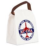 KC-135 Stratotanker Canvas Lunch Bag