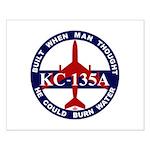 KC-135 Stratotanker Small Poster