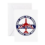 KC-135 Stratotanker Greeting Cards (Pk of 10)