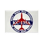 KC-135 Stratotanker Rectangle Magnet (10 pack)