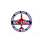 KC-135 Stratotanker 35x21 Wall Decal