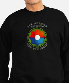 Army - SSI - 9th Infantry Division Sweatshirt