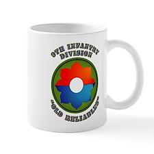 Army - SSI - 9th Infantry Division Mug