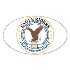 Eagle Riders Decal