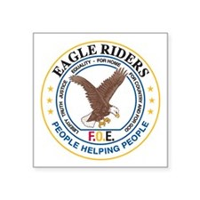 Eagle Riders Sticker