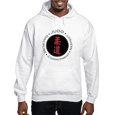Judo Logo circle Hoodie