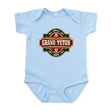 Grand Teton Old Label Infant Bodysuit