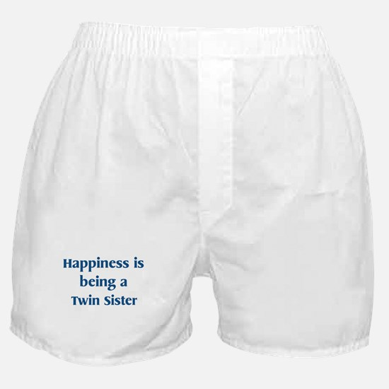 Twin Sister : Happiness Boxer Shorts