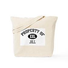 Property of Jill Tote Bag