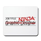 Graphic designer ninja Office
